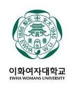 Logo for Ewha Womans University, Seoul, Korea