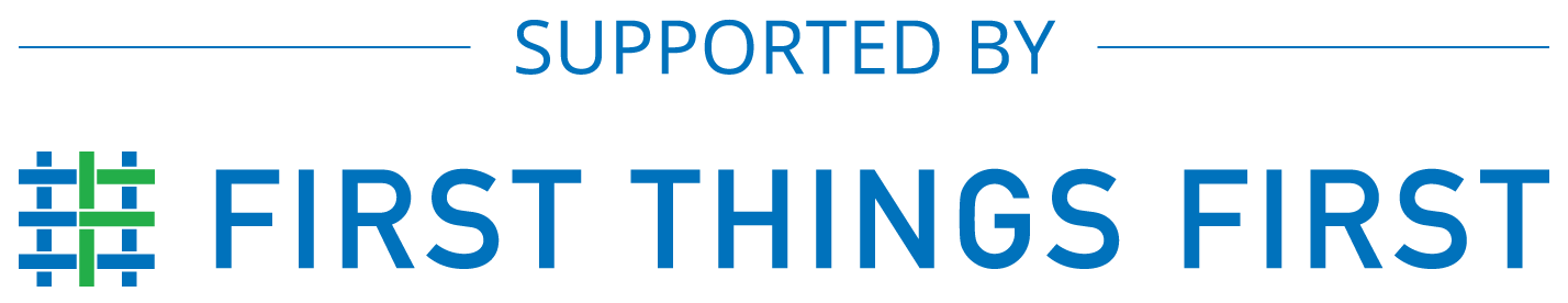 Logo for First Things First nonprofit