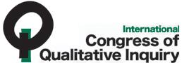 Logo for the International Congress of Qualitative Inquiry