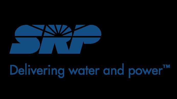 Logo for SRP, Salt River Project